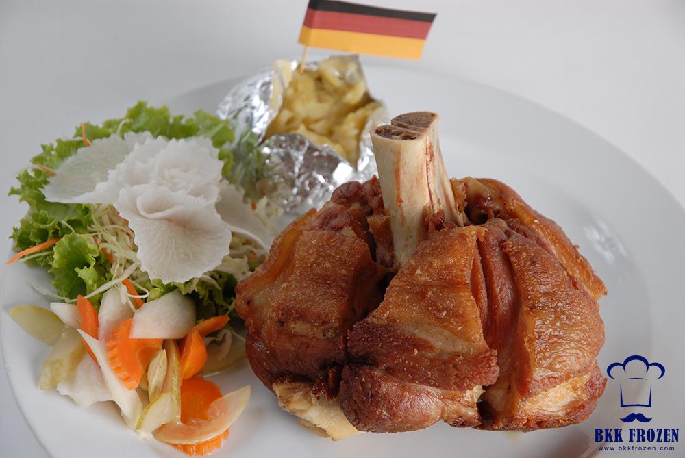 ขายส่งขาหมูเยอรมัน